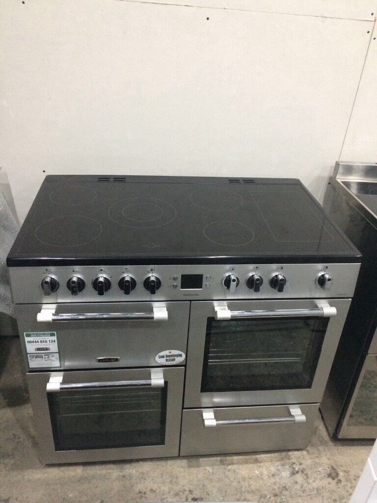 Cookmaster range all electric cooker NEW