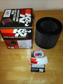 SAAB 95 K&N PERFORMANCE AIR FILTER