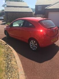 Vauxhall Corsa 1.2 petrol. Full dealership service history. Priced for quick sale