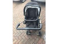 Mamas and Papas X complete travel system