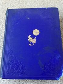 Authentic 1901 Punch volumes CXX - CXXI
