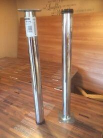 2 x table legs