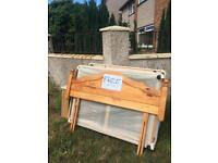 FREE double divan bed with 3 drawers