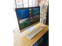27' Apple iMac Quad Core i7 3.4Ghz 8gb Ram 1TB Final Cut Pro X Davinci Resolve Studio Capture One 10