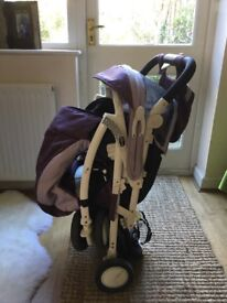 Chicco pushchair - excellent condition , ready for use