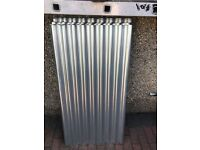 Galvanised roofing sheets