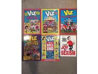 Viz Comic books