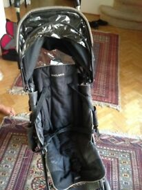 Maclaren Techno Pushchair Black