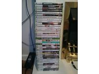38 xbox 360 games for sale