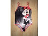 Minnie Swimming Costume age 10