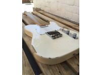 Fender Made In Mexico Telecaster Roadworn