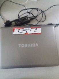 Toshiba Laptop Windows 7 2gb