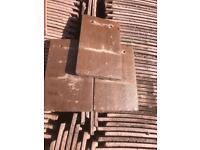 New concrete roof tiles only £250 per thousand