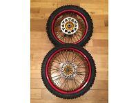 Honda Crf Talon Wheels