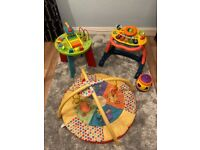 Toddlers & Baby Toys (Selling all together only)