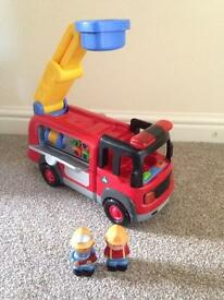 Happyland Fire Engine
