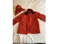 NorthFace ski jacket Large