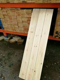 27mm x 145mm Tongue & Groove Cladding