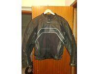 Frank Thomas Motorbike medium jacket