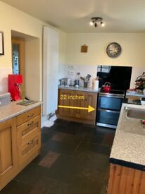 Kitchen unit's includes oven
