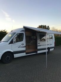 Motorhome VW Crafter