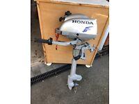 Honda 2.3 outboard engine