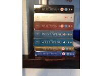 7 seasons of DVD West Wing