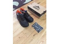 Brand new Portwest Quality Footwear safety boots shoes for building work steel tow