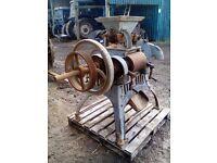 Bamford roller mill /grinder