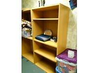 Deep shelving units - three in two sizes available