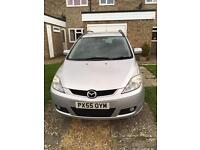 Mazda 5 Sport 7seate 2litre petrol FOR SPARES OR REPAIRS £500 ono