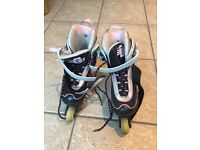 Bronx Inline Skates adjustable size 3-6