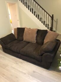 Very Comfortable 3 Seater Sofa For Sale