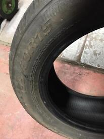 "195/60/15"" Tyres x2"