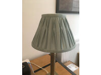 Table lamp shades (2) Colour:Teal