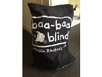 Baa Travel Black Out blind