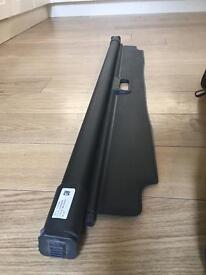 "Parcel Shelf / Load Cover Black 51"" Vauxhall Zafira"