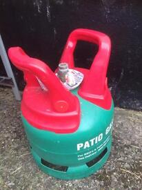 Patio Gas canister