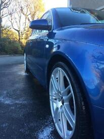 Mint! Audi A4 Sline! Low miles! Long MOT!