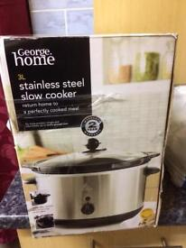 Brand new Slow cooker- never used