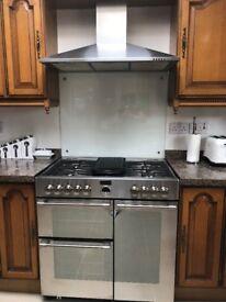 Freestanding Stoves Range Cooker (Dual Fuel) For Sale