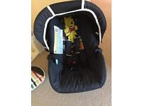 HAUCK Winnie The Pooh Car Seat Group 0+