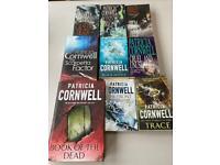 Patricia Cornwall books