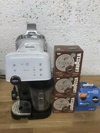 Lavazza Fantasia Machine and Milk Frother
