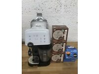 Lavazza Fantasia Machine and Milk Frother
