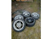 Bmw drift wheels
