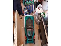 Bosch electric lawn mower - hardly used
