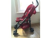 Buggy pushchair stroller Aprica