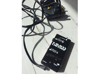 HumDinger Splitter Guitar Pedal