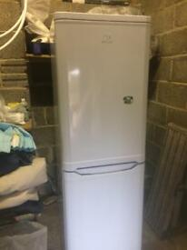 Sold Indesit fridge freezer